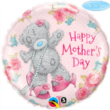 "Tatty Teddy Mothers Day Foil Balloon (18"") 1pc"